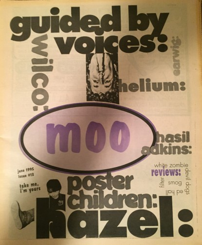 MOO June 1995
